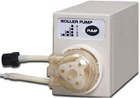 peristaltic or roller pump